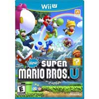Nintendo New Super Mario Bros U (Wii U)