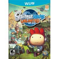 Warner Brothers Scribblenauts Unlimited (Wii U)