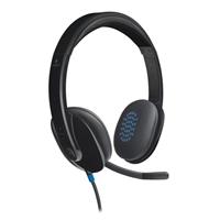 Logitech USB H540 Headset - Black