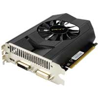PNY VCGGTX650T1XPB NVIDIA GeForce GTX 650 Ti 1024MB GDDR5 PCIe 3.0 x16 Video Card