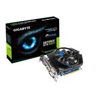 Gigabyte GV-N65TOC-1GI NVIDIA GeForce GTX 650 Ti OC 1024MB GDDR5 PCIe 3.0 x16 Video Card