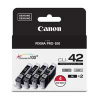 Canon CLI-42 4 Color Pack