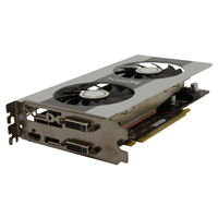 XFX FX-777A-ZDFV AMD RADEON HD 7770 1024MB GDDR5 PCIe 3.0 x16 Video Card
