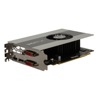 XFX FX-775A-CGFV AMD Radeon HD 7750 2048MB DDR3 PCIe 3.0 x16 Video Card