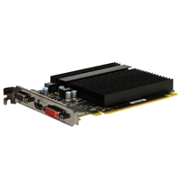 XFX HD-645X-CNHV AMD Radeon HD 6450 2048MB GDDR3 PCIe 2.1 x16 Video Card