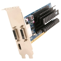 Sapphire Technology Radeon HD 6450 Flex Edition 1GB DDR3 PCIe 3.0 Video Card