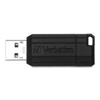 Verbatim PinStripe 32GB USB 2.0 Flash Drive 49064