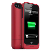 Mophie Juice Pack Helium for iPhone 5 Red