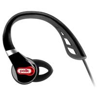 Polk Audio UltraFit 1000 Headphones Black