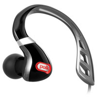 Polk Audio UltraFit 3000 Headphones Black