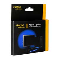 Antec Accent Lighting - Blue