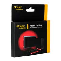 Antec Accent Lighting - Red