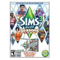 Electronic Arts The Sims 3 Plus Seasons (PC/Mac)