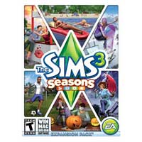Electronic Arts Sims 3 Seasons Expansion Pack (PC & Mac)
