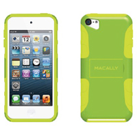 MacAlly Flexible Protective Case for iPhone 5 - Green