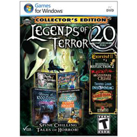 Encore Software Legends of Terror Collection (PC)