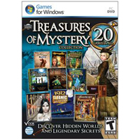 Encore Software Treasures of Mystery Collection (PC)