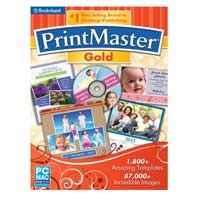 Encore Software PrintMaster Gold