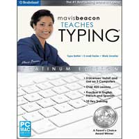 Encore Software Mavis Beacon Teaches Typing Platinum