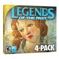Encore Software Legends of the Past JC (PC)
