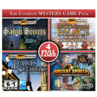 Encore Software The Ultimate Mystery Game Pack JC (PC)