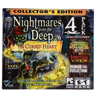 Encore Software Nightmares from the Deep JC 4-Pack