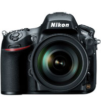 Nikon D800 36.3 Megapixel Digital SLR Camera - Black