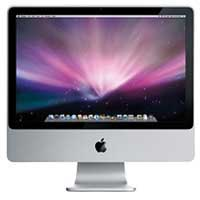 Apple iMac MC015LL/A Desktop Computer Pre-Owned