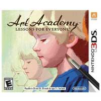 Nintendo Art Academy: Lessons for Everyone! (3DS)