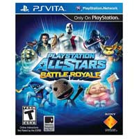 Sony All-Stars Battle Royale (PS Vita)
