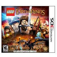 Warner Brothers LEGO Lord of the Rings (3DS)