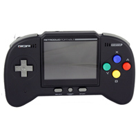 Portable SNES and NES Core Edition Black