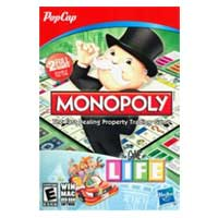 Popcap Monopoly / The Game of Life (PC)
