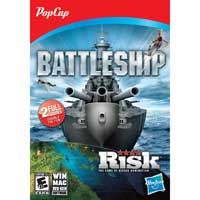 Popcap Battleship and Risk (PC)