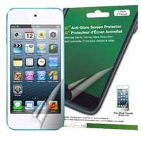 Green Onions Supply Anti-Glare Screen Protector for iPod Touch 5th Generation