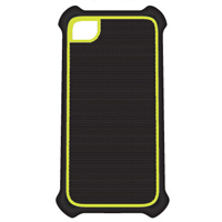 Bytech Sport Case for iPhone 5 Black/Lime Green