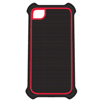 Bytech Sport Case for iPhone 5 Black/Red