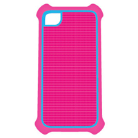 Bytech Sport Case for iPhone 5 Pink/Blue