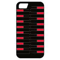 Bytech Xtreme Case for iPhone 5 Black/Red