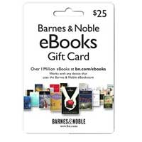 InComm BARNES & NOBLE EBOOKS $25