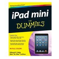 Wiley IPAD MINI FOR DUMMIES