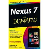 Wiley NEXUS 7 FOR DUMMIES