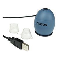 Carson Optical zOrb Digital Microscope with Integrated Camera - Blue