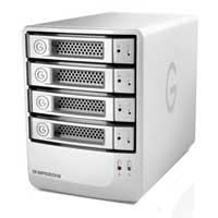 G-Technology 16GB 4-Bay RAID Storage