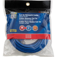 Just Hook It Up Category 5e Network Cable 25 ft