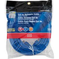 Just Hook It Up Category 5e Network Cable 50 ft