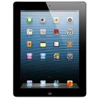 Apple iPad (4th Generation) 16GB Wi-Fi Black
