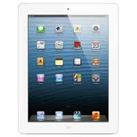 Apple iPad (4th Generation) 16GB Wi-Fi White