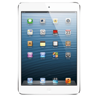 Apple iPad mini 16GB Wi-Fi + 4G for AT&T White