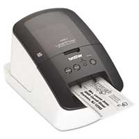 Brother QL-710W High Speed Label Printer with Wireless Networking